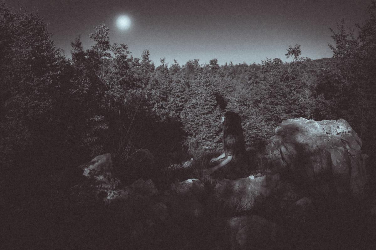 Elk Spirit in Kierikki