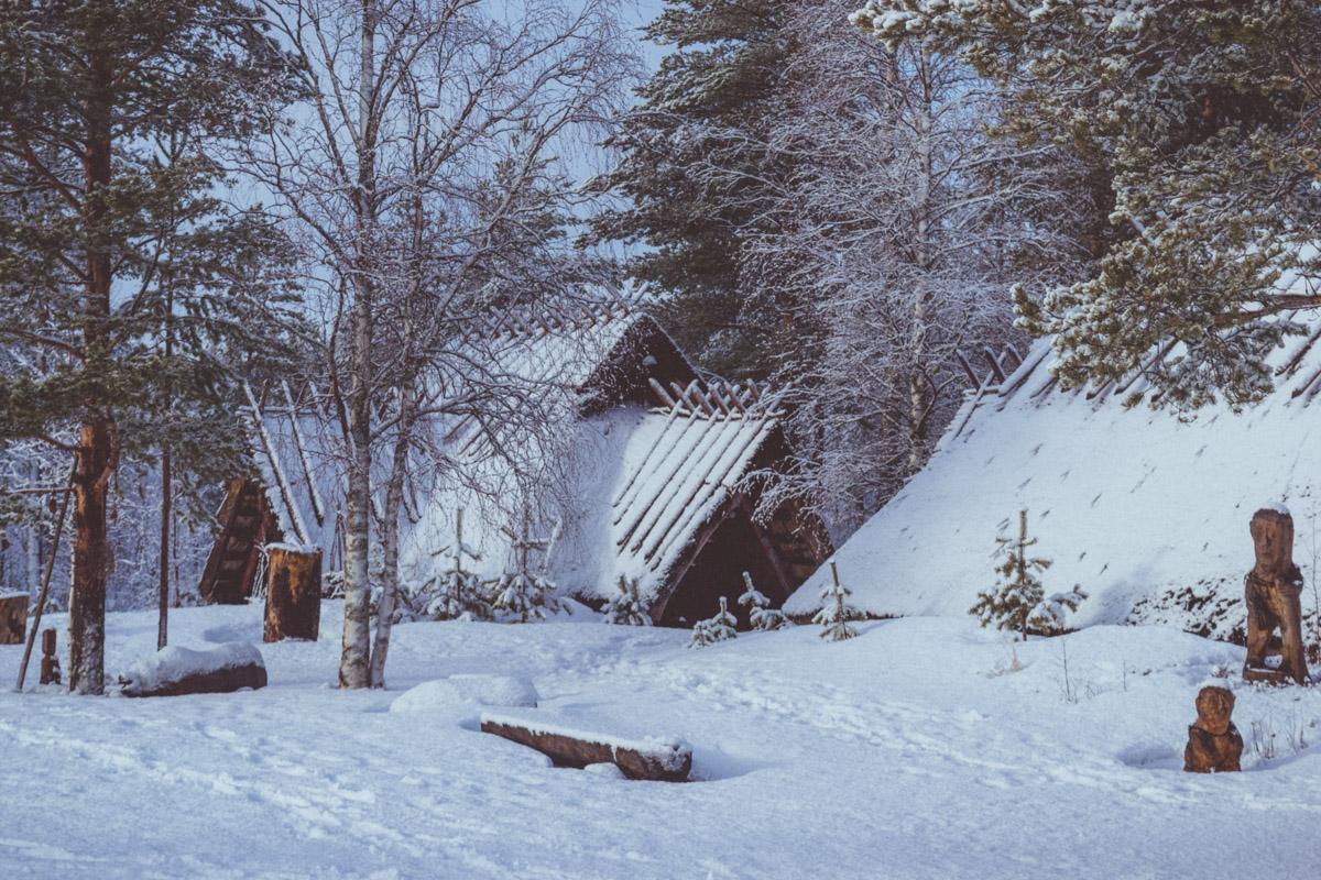 Kierikki Neolithic Village