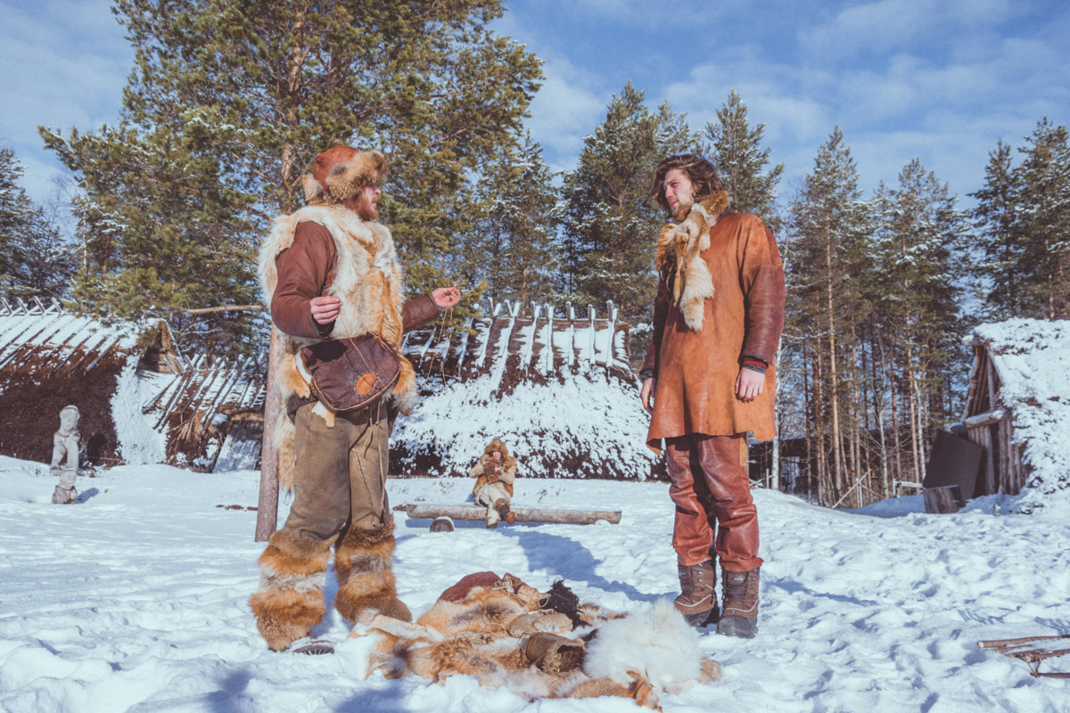 Stone Age Winter Week